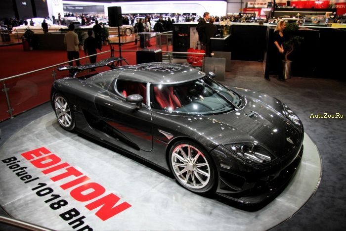 Koenigsegg CCX and CCXR