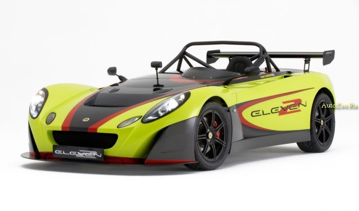 2008 Lotus Entry Level 2-Eleven