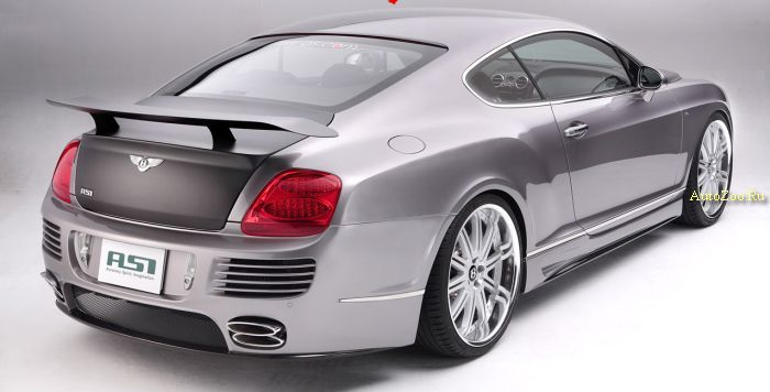 ASI Bentley GT Speed