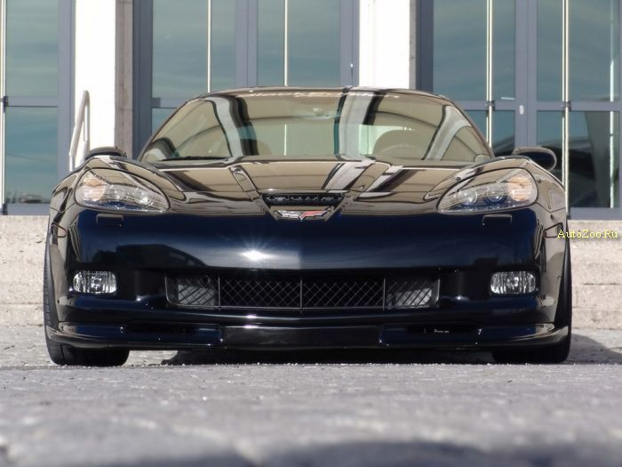 GeigerCars Corvette Z06 Black Edition