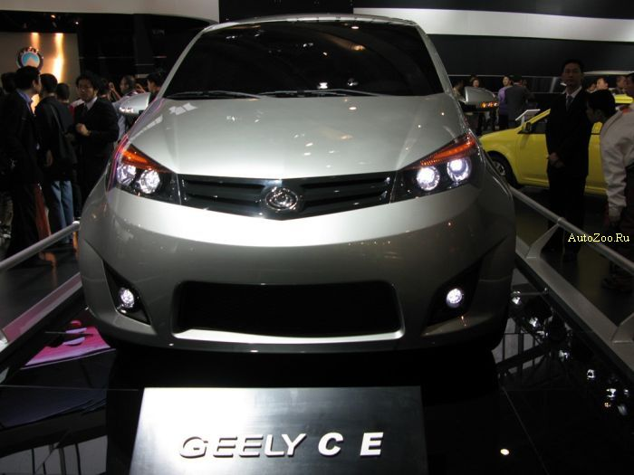 Geely CE