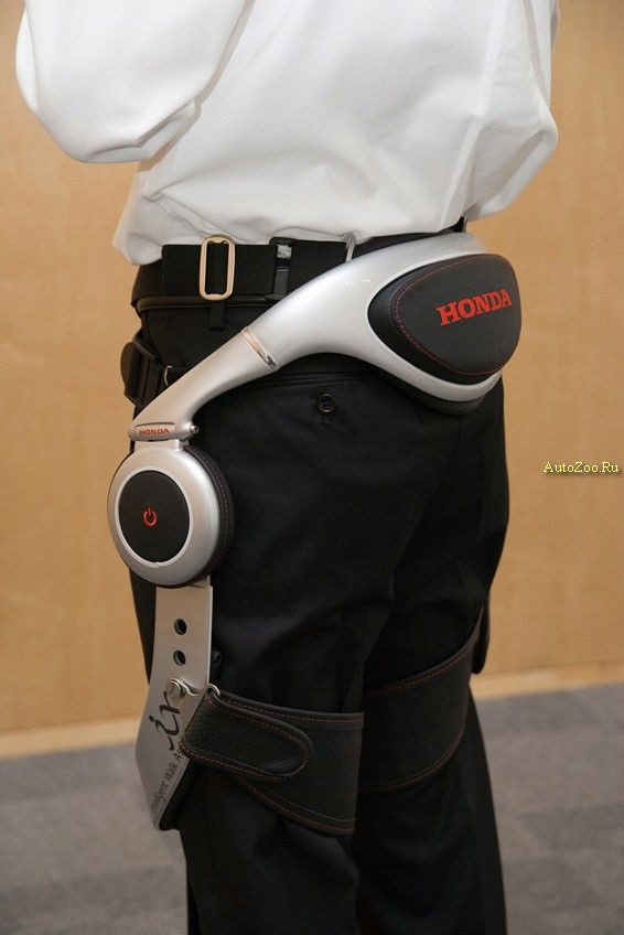 Honda Walking Assist