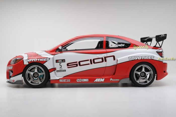 RS*R Formula Drift Scion tC