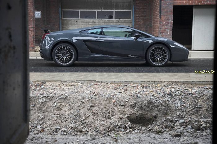 edo Gallardo Superleggera