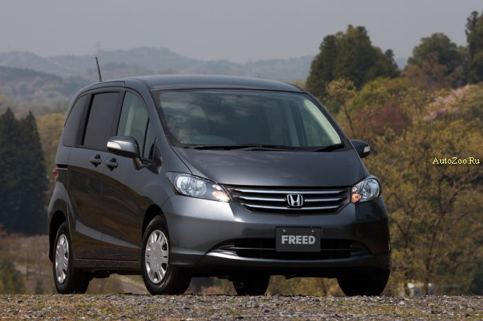 2008 Honda Freed