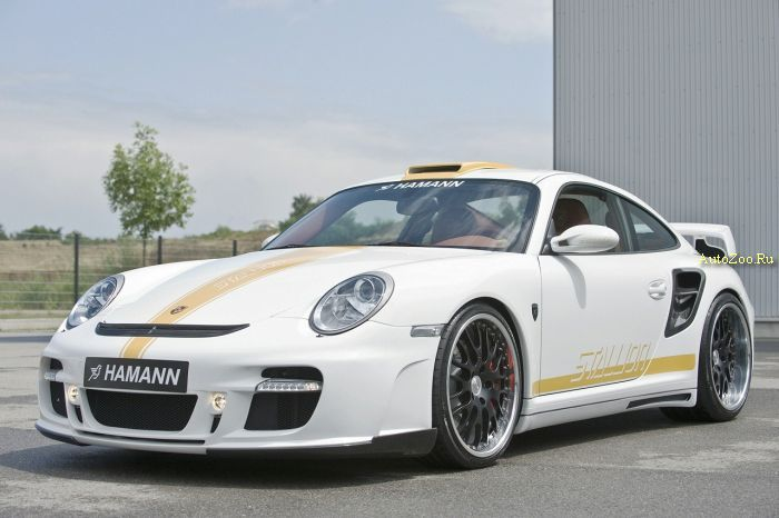 Porsche 911 Turbo Hamann Stallion