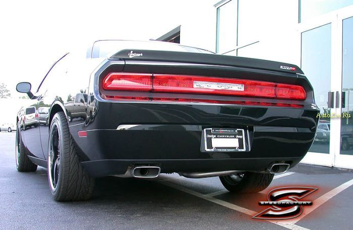 Dodge Challenger SRT8 600hp