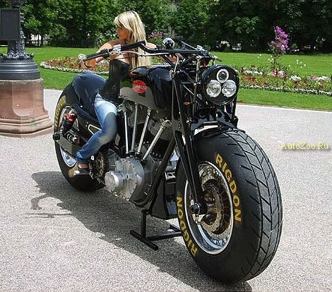 gunbus monsterbike