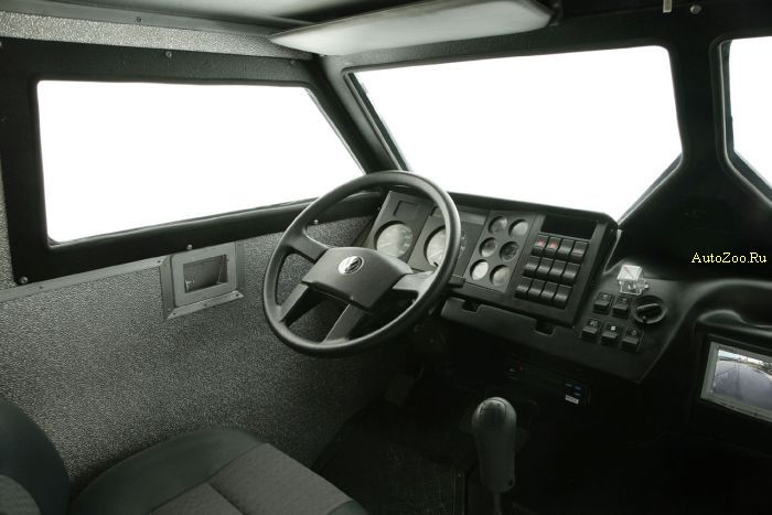 VW 9.150 ECE Armored Truck