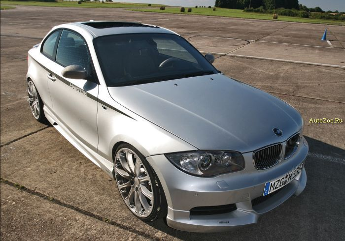 bmw 1-coupe hartge
