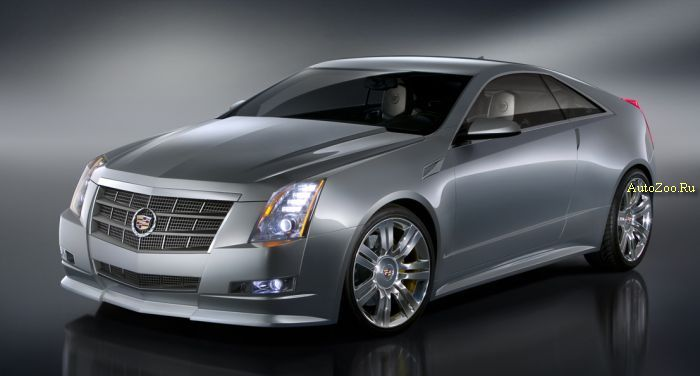 cadillac cts sport coupe
