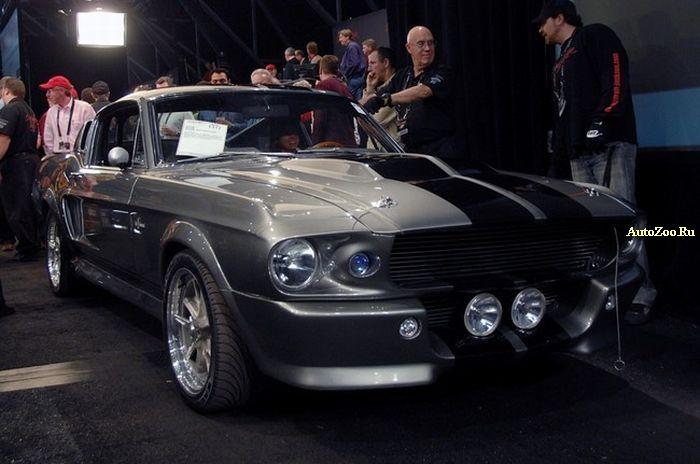 ford mustang shelby gt500 1967