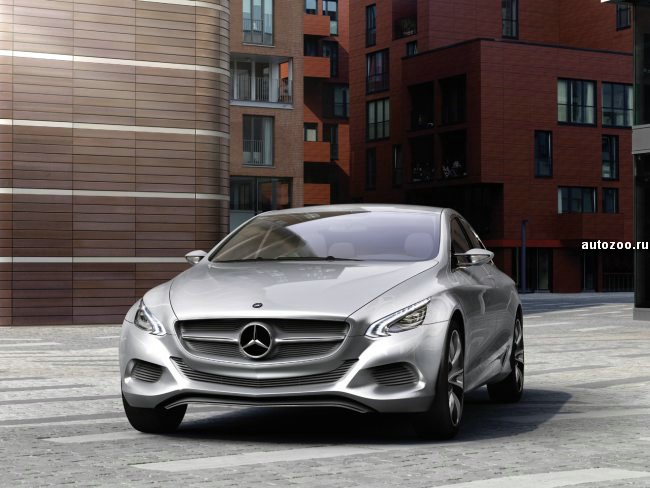 Mercedes-Benz F800 Style