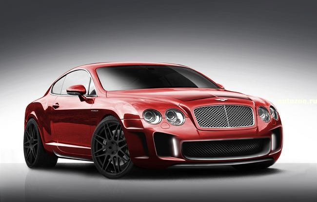 bentley continental imperium