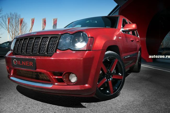 jeep grand cherokee srt600 vilner