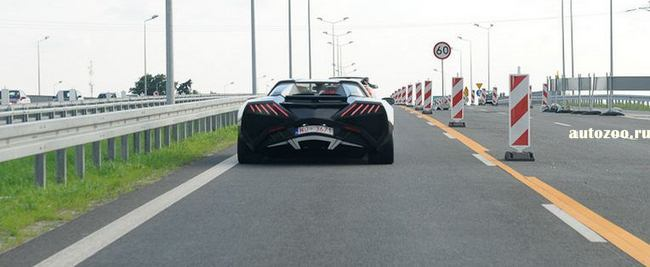 poland supercar arrinera