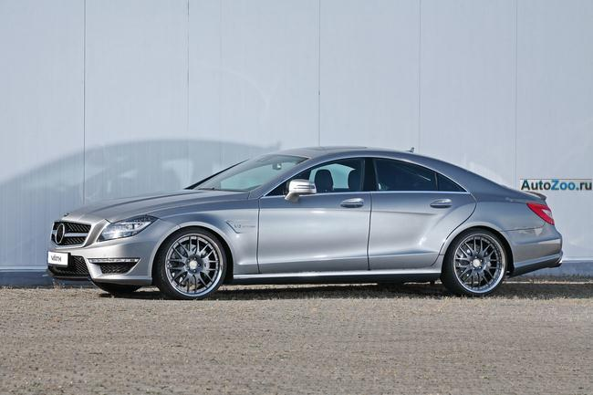 тюнинг mercedes benz cls amg