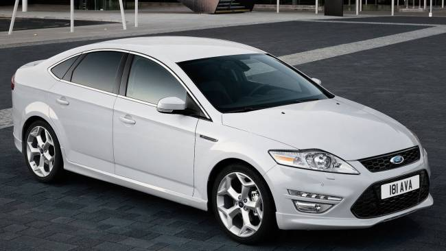 Ford Mondeo седан фото