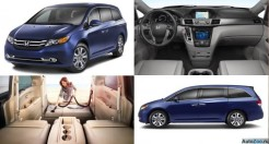    Honda Odyssey 2014